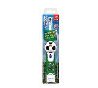 Spinbrush for kids football action электронная зубная щетка для детей
