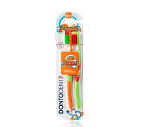 Dontodent Zahnburste Junior ab 6 Jahre Doppelpack - дві зубні щітки дитячі 6+