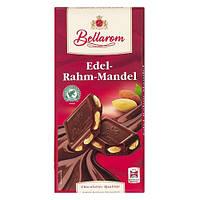 Немецкий шоколад Bellarom Edel-Rahm-Mmandel 200 г