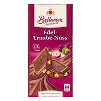 Немецкий шоколад Bellarom Edel-Traube-Nuss 200 г