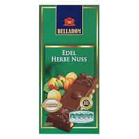 Німецький шоколад Bellarom Edel-Herbe-Nuss 200 г