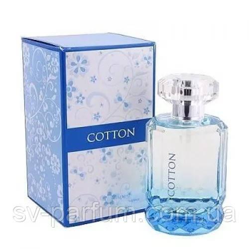 Парфюмированная вода женская Cotton 100ml