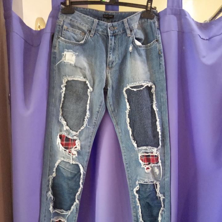 Женские джинсы miss moss