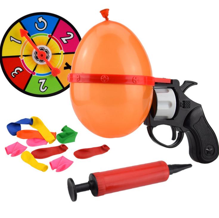 Игра для компании Rucky Roulette (Игра челлендж - русская рулетка)