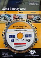 Цепной пильный диск по дереву Zihwei 125 mm