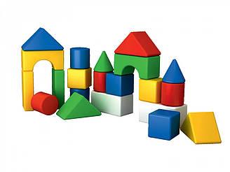 """Набір будівельних елементів «Веселка 1 ТехноК"""", 2599 (7шт) в пак. 41×27.5×6.5 см"""