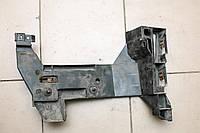 Крепление заднего клыка бампера правое Renault Master Opel Movano Nissan Interstar 1998-2010 7700352212, фото 1