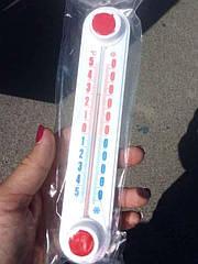 Вуличний Термометр на липучці