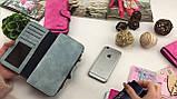 Стильный женский кошелек замшевый baellerry forever n 2345, кошелек женский, Клатч женский, Сумки, рюкзаки,, фото 10