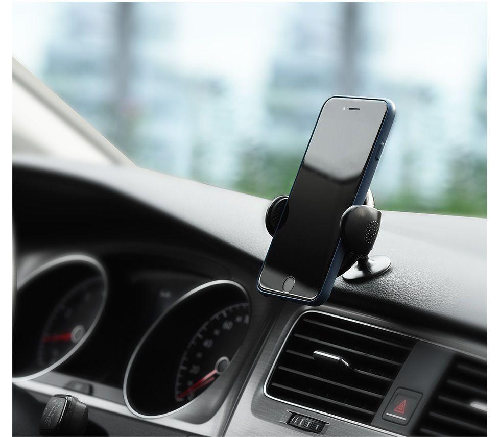 Автомобильный держатель телефона с беспроводной зарядкой CW4, автодержатель с беспроводной зарядкой Товары для