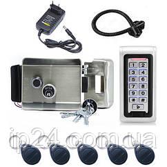 Комплект СКД Atis Lock SS + Atis Ak601 + БП + гибкий переход + 5 ключей