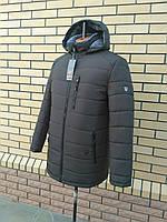 Куртка мужская зимняя хаки на меху М-62C