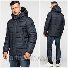 Стильна коротка чоловіча зимова куртка KTL 307