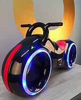 Каталка-толокар Т 0202  Cosmo-байк, LED-подсветка, Bluetooth, встроенные динамики, фото 3