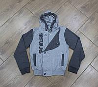 Детская спортивная кофта Tayfur 3917 146 Светло-серый