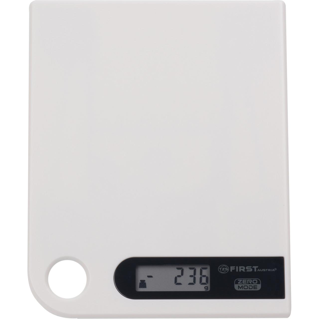 Ваги кухонні First FA-6401-1-WI