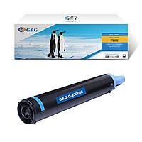 Тонер G&G для Canon C-EXV42 iR2202/2202N Black