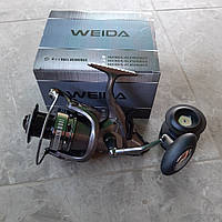 Карповая катушка с бейтраннером  Weida ( Kaida) HJ 5000A, фото 1