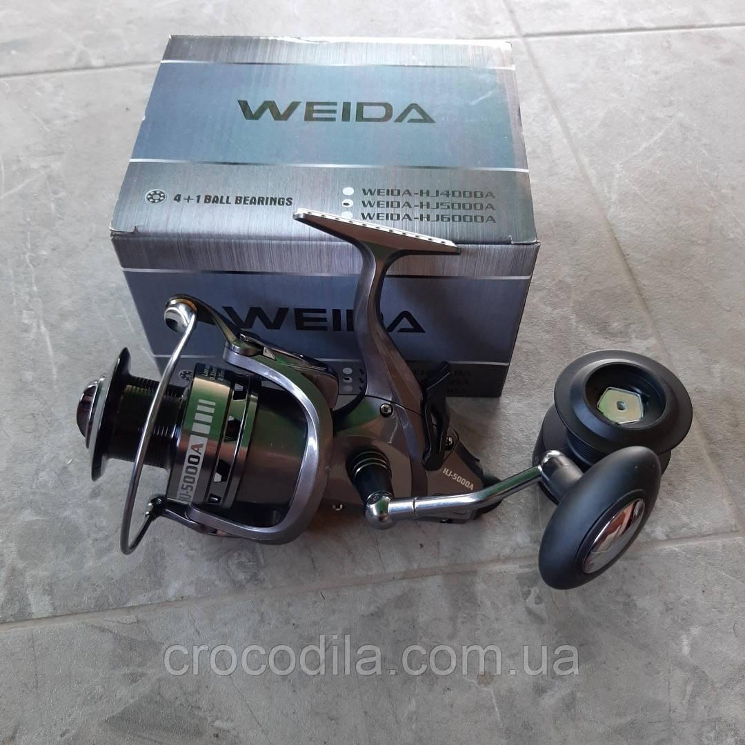 Карповая катушка с бейтраннером  Weida ( Kaida) HJ 6000A