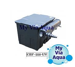 Проточний фільтр для ставка SunSun CBF-350-UV