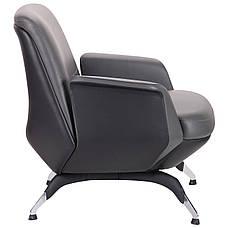 Кресло Absolute Grey/Black, фото 2