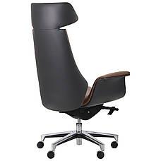 Кресло Bernard HB Brown/Dark Grey, фото 3