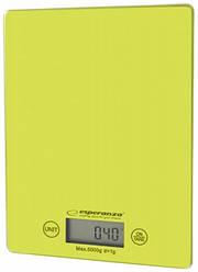 Весы кухонные Esperanza EKS 002G Lemon green