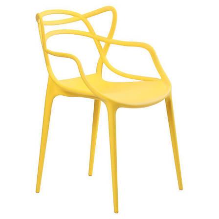 Стул Viti Пластик Желтый, фото 2