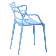 Стул Viti Пластик Светло-голубой, фото 3