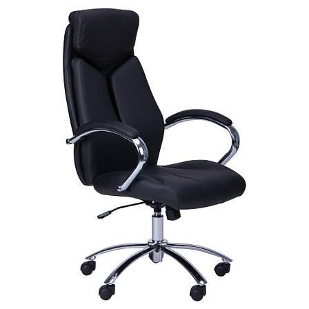 Кресло Прайм (CX 0522H Y10-01) Черный, фото 2