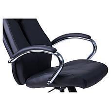 Кресло Прайм (CX 0522H Y10-01) Черный, фото 3