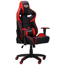 Кресло VR Racer Expert Winner черный/красный, фото 2