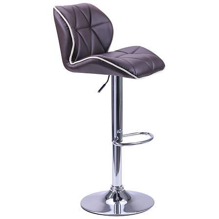 Барный стул Vensan коричневый, фото 2