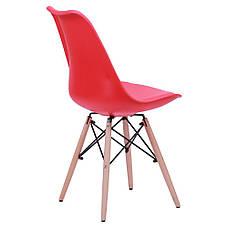 Стул Aster Wood Пластик Красный, фото 2