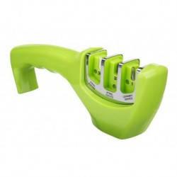 Точилка для керамический и металлических ножей Camry CR 6709 green