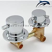 Змішувач для гідробоксу, душової кабінки G2-100 на 2 положення.