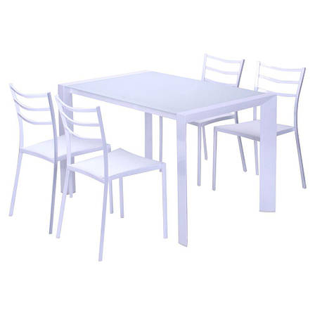 Комплект Мускат стол + 4 стула (YS2508M + YS2501), фото 2