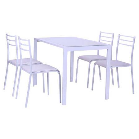 Комплект Тмин стол + 4 стула (YS2458), фото 2