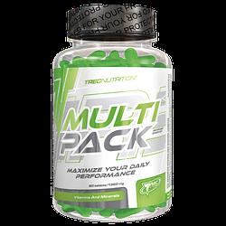 Вітаміни Trec Nutrition MultiPack caps 60