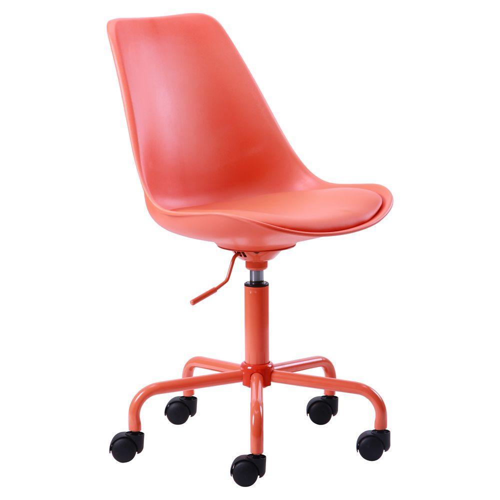 Стул Aster RC Color Оранжевый