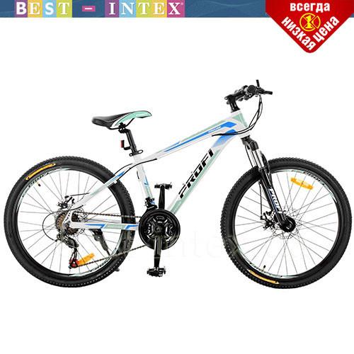 Спортивний велосипед 24 дюйма Profi G24PRECISE A24.2
