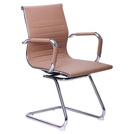 Кресло Slim CF (XH-632C) бежевый, фото 2