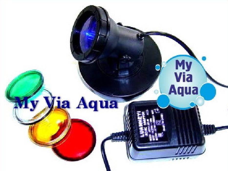 Светильник для пруда Atman AQUA LUX-35W
