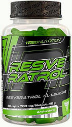 Вітаміни 50+ Trec Nutrition RESVERATROL caps 60