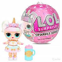 Кукла LOL Сияющий Сюрприз L.O.L. SURPRISE Sparkle Series A Multicolor