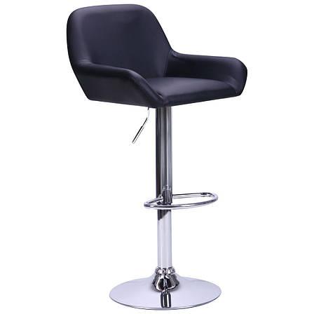 Барный стул Juan черный, фото 2