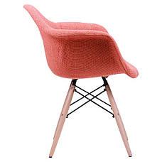 Кресло Salex FB Wood Оранжевый, фото 3