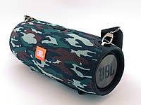 JBL Xtreme40W Squad copy, Bluetooth колонка с FM MP3, камуфляжная. | AG320064