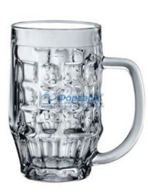 133920 Кружка для пива Bormioli Rocco серия Malles 400мм