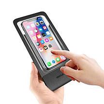 Защитный водонепроницаемый чехол Xiaomi Guildford Mobile Waterproof Bag для смартфонов, фото 3